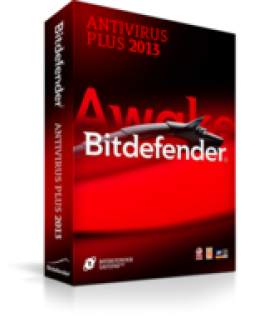 BitDefender Antivirus Plus 2013 5-PC 1 Année