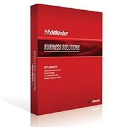 BitDefender Business Security 1 Year 50 PCs