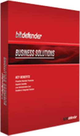 BitDefender Small Office Security 2 Jahre 40 PCs