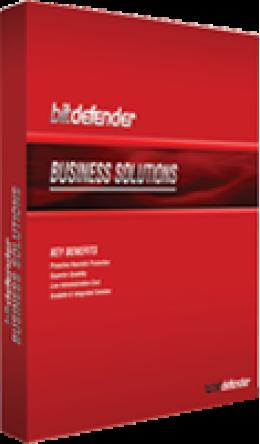 PC 2 45 de la Seguridad de Oficina Pequeña de BitDefender