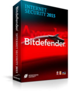 Bitdefender Internet Security 2013 3PC-3 Years
