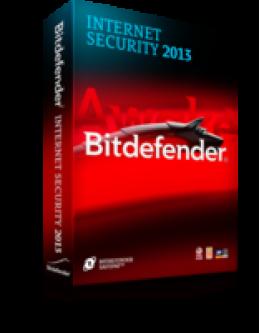 Bitdefender Internet Security 2013 5PC-3 Jahre
