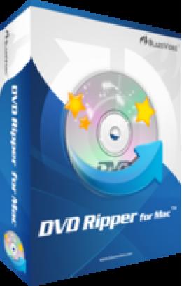 BlazeVideo DVD Ripper for MAC
