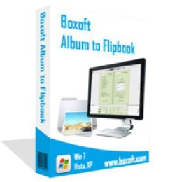 Boxoft Album to Flipbook