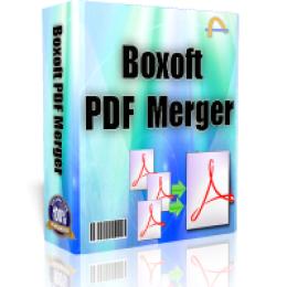 Boxoft PDF Merger