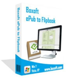 Boxoft ePub to Flipbook
