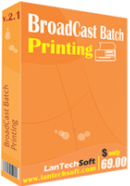 BroadCast Batch Printing