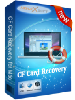 CF Card Recovery for Mac
