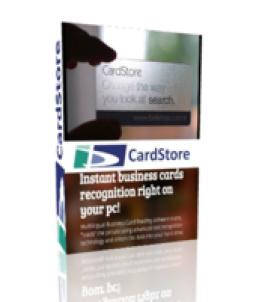 CardStore Standart Business Card Reader
