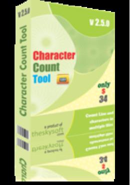 15% Character Count Tool Voucher