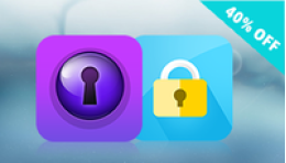 Cisdem PDFPasswordRemover and AppCrypt Bundle for Mac