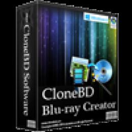 CloneBD Blu-ray Creator - 1 Jahres-Lizenz