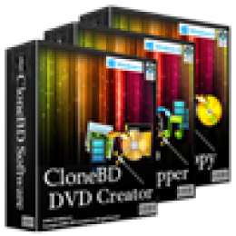CloneBD DVD Suite - 1 year License