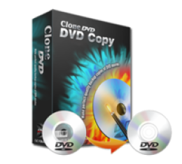 CloneDVD DVD Copy 4 years/1 PC