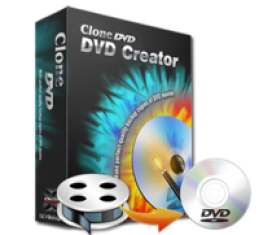 CloneDVD DVD Creator 1 year/1 PC