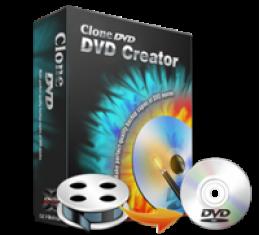 CloneDVD DVD Creator lifetime/1 PC