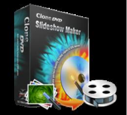 CloneDVD Slideshow Maker lifetime/1 PC