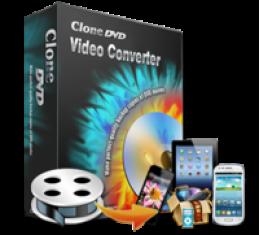 CloneDVD Video Converter 2 Years/1 PC