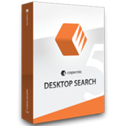 Copernic Desktop Search 5