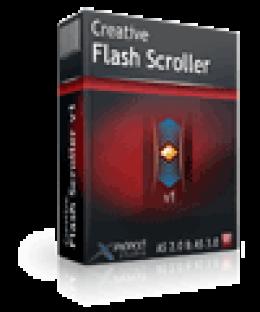 Creative-Flash-Scroller