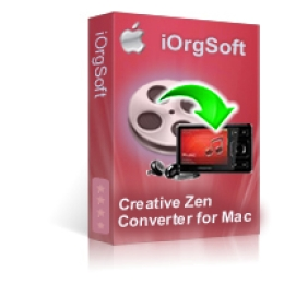 Creative Zen Video Converter for Mac