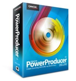 15% CyberLink PowerProducer 6 Deluxe Coupon