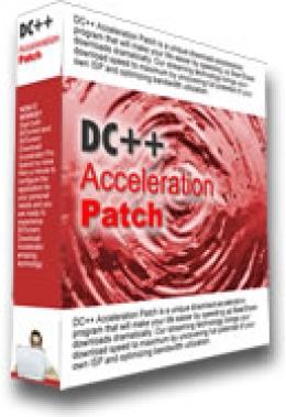 DC ++ Acceleration Patch
