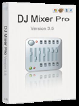 DJ Mixer Pro 3 for Mac