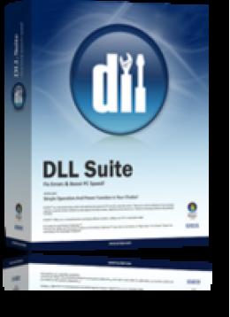 DLL Suite: 5 PC-Lizenz + Registry Cleaner