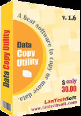 Data Copy Utility