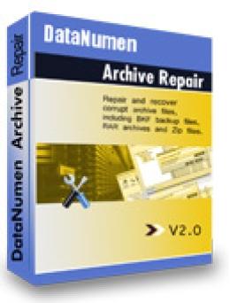 DataNumen Archive Repair 20% Coupon Code