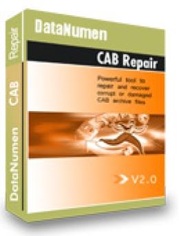 Free 20% OFF DataNumen CAB Repair Special Promo Code