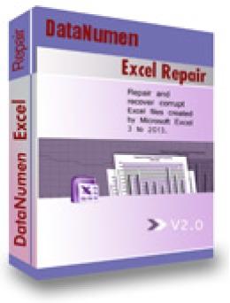 20% Promo Code for DataNumen Excel Repair