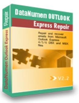 DataNumen Outlook Express Repair - 20% Discount Code