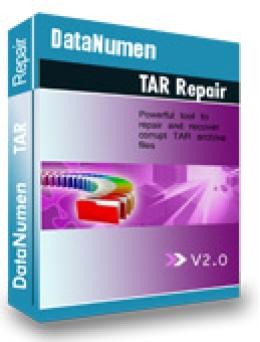 DataNumen TAR Repair - 20% Coupon Code