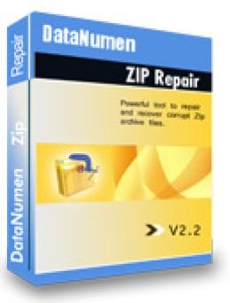 DataNumen Zip Repair 20% Coupon Code