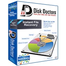 Disk Doctors Recuperación de archivos instantánea