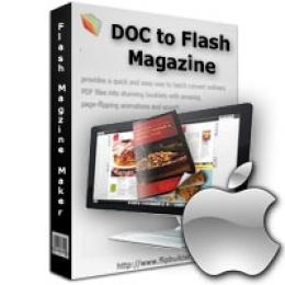 Doc to Flash Magazine for Mac