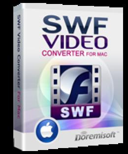 Doremisoft Mac SWF Video Converter