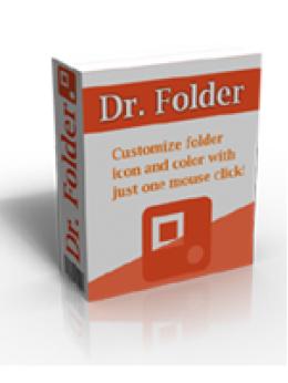 Dr. Folder(Lifetime/5 PCs) Promo Code