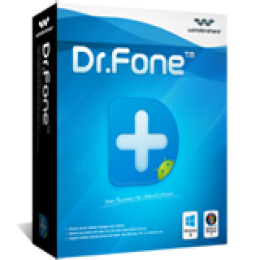 Dr.Fone - Android Root