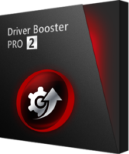 Driver Booster 2 PRO with Special Gift Pack [1 PC]