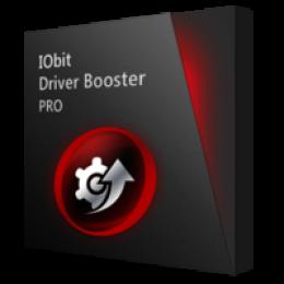 Driver Booster PRO (un an dabonnement 3 PCs)