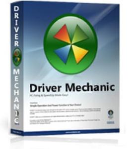 Driver Mechanic: 1 Lifetime License + UniOptimizer + DLL Suite