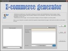 Promo Code for E-commerce generator