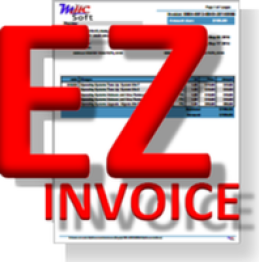 EZ web invoicer Avanced Edition - 15% Promo Code