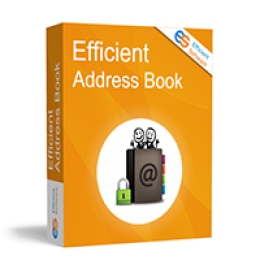 Efficient Address Book Network