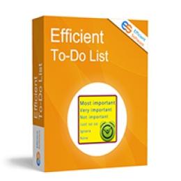 Efficient To-Do List Lifetime License - 50% Coupon Code