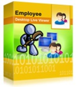 Employee Desktop Live Viewer -  50 User License Pack