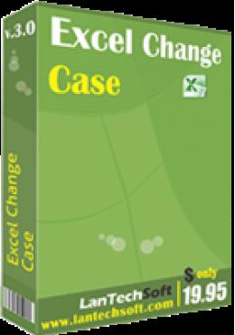 Excel Change Case